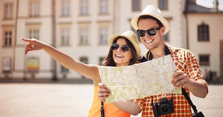 Descubra como viajar gastando pouco